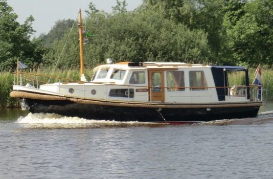 Schiffart Vlet 10.50 OK, Motoryacht for sale by Smelne Yachtcenter BV