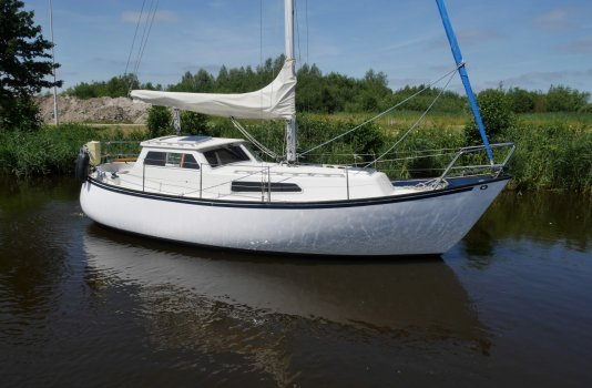 Degero 38 MS, Motorsegler for sale by Smelne Yachtcenter BV