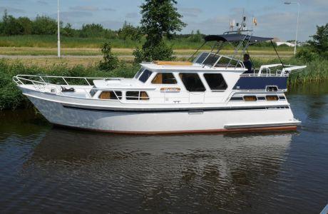 Amirante 2000, Motorjacht Amirante 2000 te koop bij Smelne Yachtcenter BV