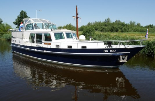 SK Kotter 1200 AK, Motorjacht for sale by Smelne Yachtcenter BV