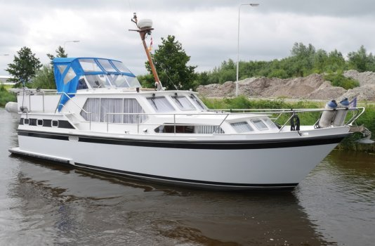 Smelne 1140 AK, Motorjacht for sale by Smelne Yachtcenter BV