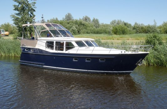 Thomasz 39, Motoryacht for sale by Smelne Yachtcenter BV
