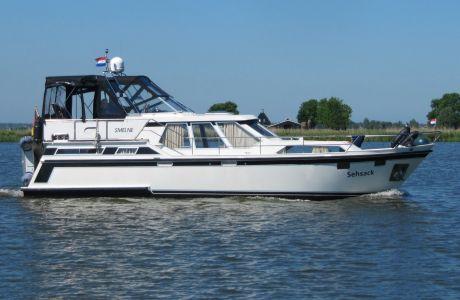 Smelne 1240 DL, Motorjacht Smelne 1240 DL te koop bij Smelne Yachtcenter BV