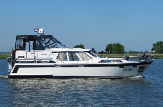 Smelne 1240 DL, Motoryacht for sale by Smelne Yachtcenter BV