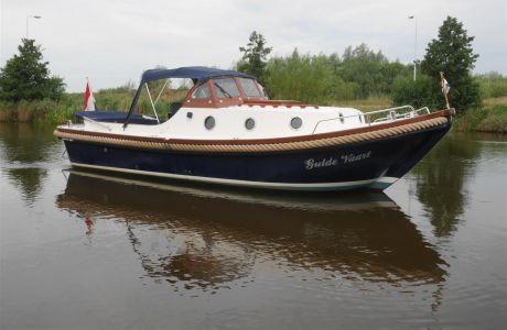 Pieterse 850, Motorjacht Pieterse 850 te koop bij Smelne Yachtcenter BV