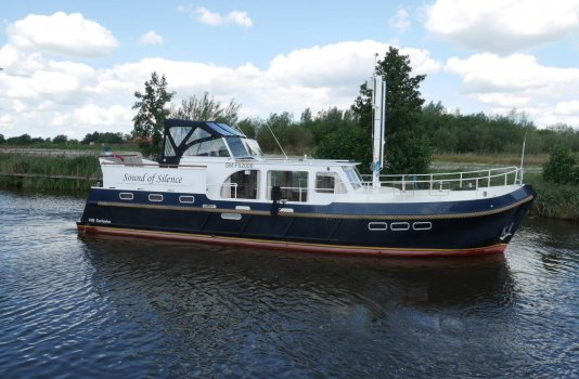 VJB Exclusive Multiknikspant Motorjacht, Motoryacht for sale by Smelne Yachtcenter BV