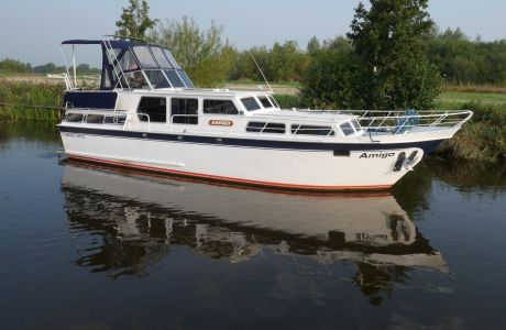 Proficiat 11.85 GL, Motorjacht Proficiat 11.85 GL te koop bij Smelne Yachtcenter BV