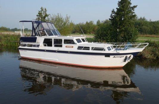 Proficiat 11.85 GL, Motoryacht for sale by Smelne Yachtcenter BV