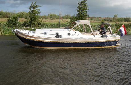 Pieterse 1050, Motorjacht Pieterse 1050 te koop bij Smelne Yachtcenter BV