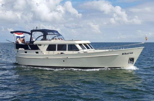 Zwaankotter 1385, Motoryacht for sale by Smelne Yachtcenter BV