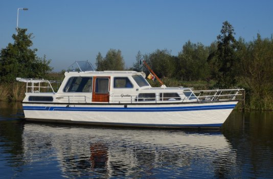 Aquanaut 950 AK, Motoryacht for sale by Smelne Yachtcenter BV