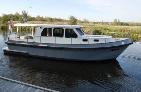 Bege Patrouille 1050 OK, Motorjacht Bege Patrouille 1050 OK te koop bij Smelne Yachtcenter BV