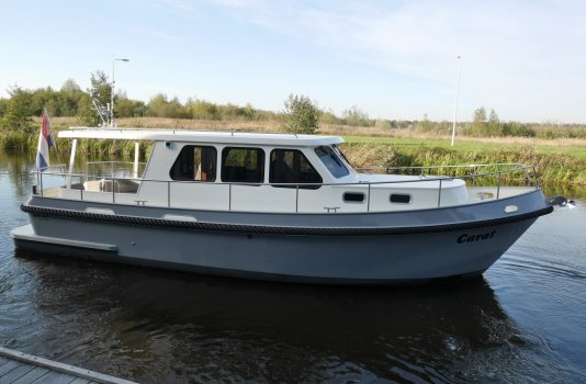 Bege Patrouille 1050 OK, Motoryacht for sale by Smelne Yachtcenter BV