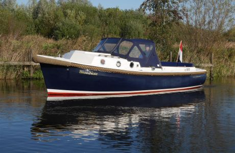 Onj 760 Werkboot, Motorjacht Onj 760 Werkboot te koop bij Smelne Yachtcenter BV