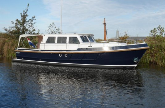 REGO 35 Standard, Motoryacht for sale by Smelne Yachtcenter BV