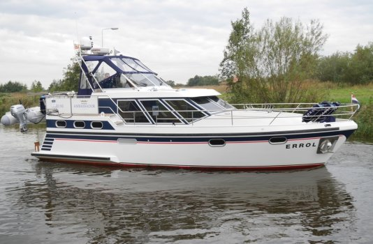 Smelne Ambassador 1060, Motorjacht for sale by Smelne Yachtcenter BV