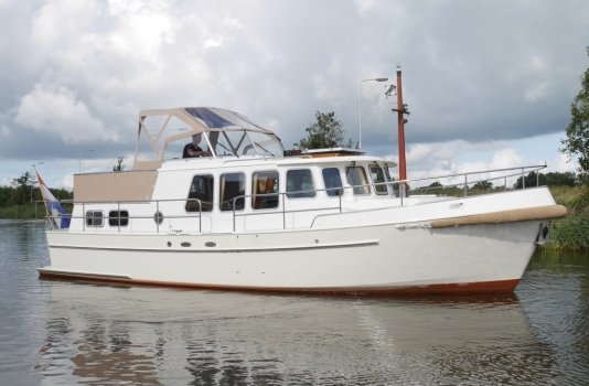 Hellingskip 1100 AK, Motorjacht for sale by Smelne Yachtcenter BV