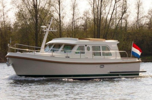 Linssen Grand Sturdy 34.9 Sedan, Motorjacht for sale by Smelne Yachtcenter BV