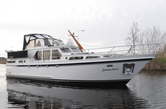 Valkkruiser 1160 Ak, Motorjacht for sale by Smelne Yachtcenter BV
