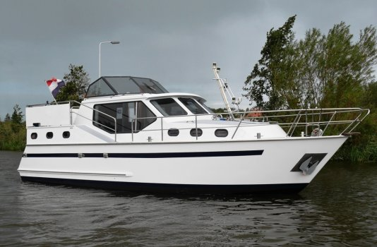 BACH YACHT 1050 GS AK, Motorjacht for sale by Smelne Yachtcenter BV