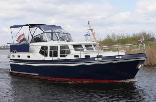 Privateer 34, Motoryacht for sale by Smelne Yachtcenter BV