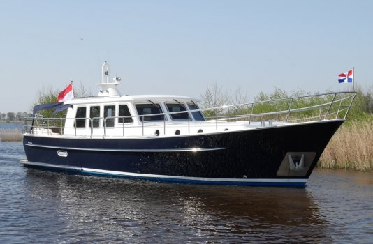 Vripack 1300 OK, Motoryacht for sale by Smelne Yachtcenter BV
