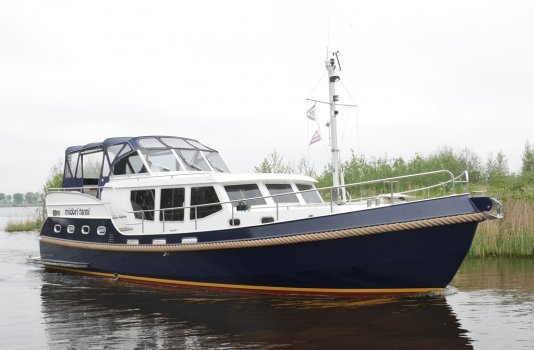 Gruno 41 Classic, Motorjacht for sale by Smelne Yachtcenter BV