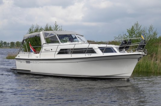 Excellent 960 OK, Motorjacht for sale by Smelne Yachtcenter BV