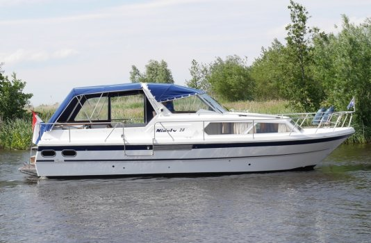 Nidelv 28 CLASSIC, Motoryacht for sale by Smelne Yachtcenter BV