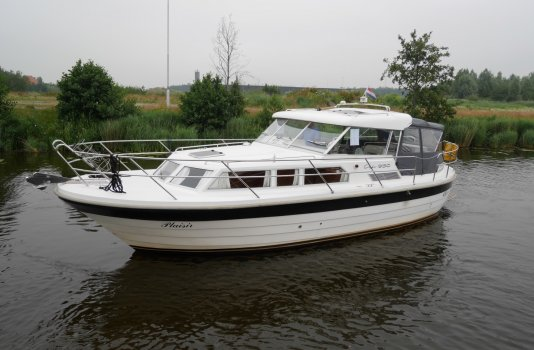 NOR STAR (Agder) 950 HT, Motoryacht for sale by Smelne Yachtcenter BV