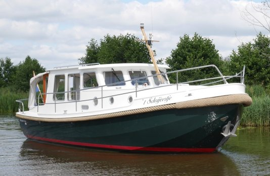 Wyboats 900 Classic, Motoryacht for sale by Smelne Yachtcenter BV