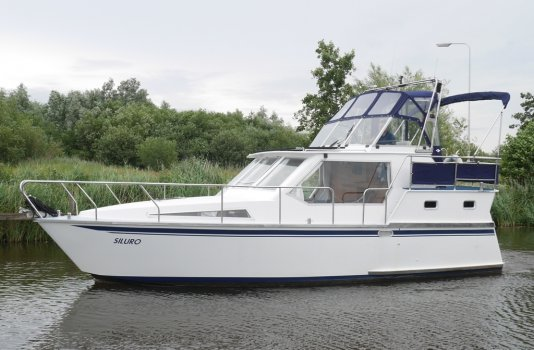 Treffer 950 AK, Motorjacht for sale by Smelne Yachtcenter BV