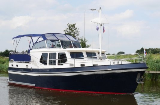 Privateer 40, Motorjacht for sale by Smelne Yachtcenter BV