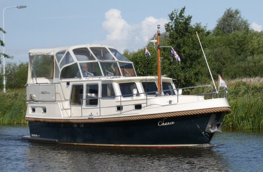 Jetten Bully 960 AK, Motorjacht for sale by Smelne Yachtcenter BV