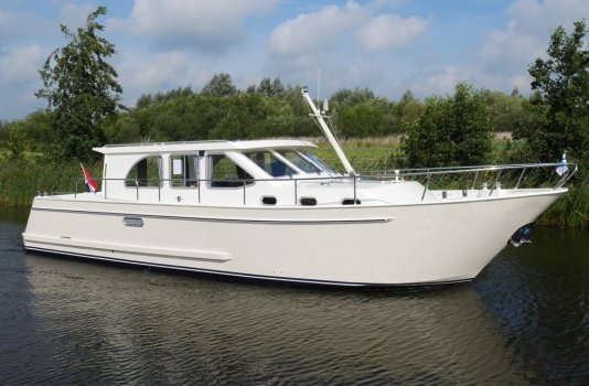 Hemmes 42 DL, Motorjacht for sale by Smelne Yachtcenter BV