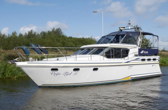 Reline 41 SLX, Motorjacht for sale by Smelne Yachtcenter BV
