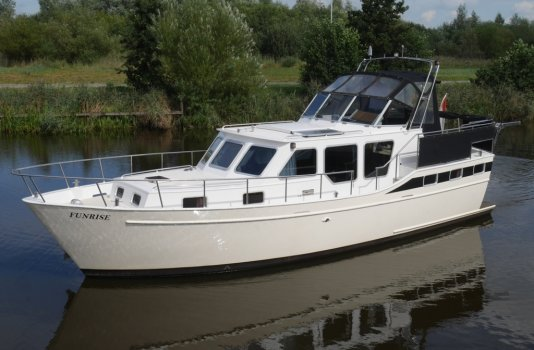 Ankertrawler 1140 AK, Motorjacht for sale by Smelne Yachtcenter BV