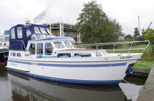 Hollandia 1000S, Motoryacht for sale by Smelne Yachtcenter BV