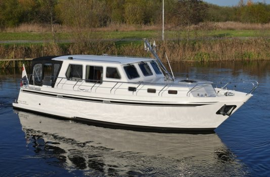 Zijlmans Eagle 1100 OK, Motoryacht for sale by Smelne Yachtcenter BV