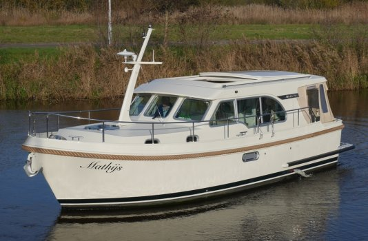 Linssen Grand Sturdy 30.0 Sedan, Motorjacht for sale by Smelne Yachtcenter BV