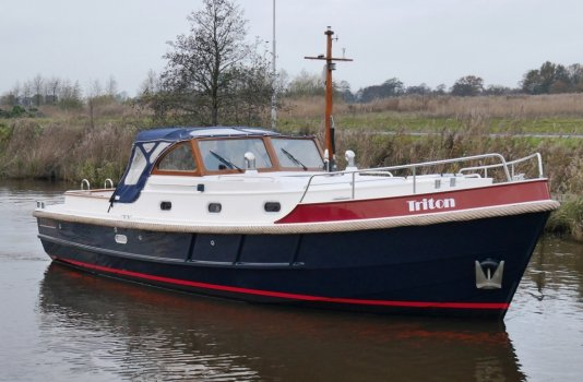Barkas 1025 Cabrio, Motorjacht for sale by Smelne Yachtcenter BV