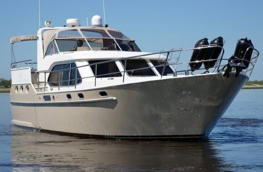 Concordia 125 AC, Motorjacht for sale by Smelne Yachtcenter BV