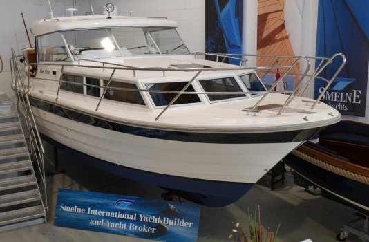 NOR STAR 950 HT, Motorjacht for sale by Smelne Yachtcenter BV