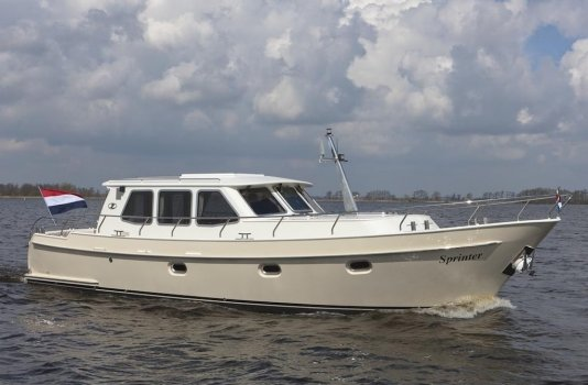 Pollard Silence 36 OC, Motorjacht for sale by Smelne Yachtcenter BV