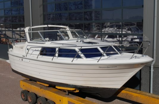 Agder 840, Motorjacht for sale by Smelne Yachtcenter BV