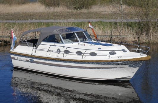 Antaris Retro 10, Motorjacht for sale by Smelne Yachtcenter BV