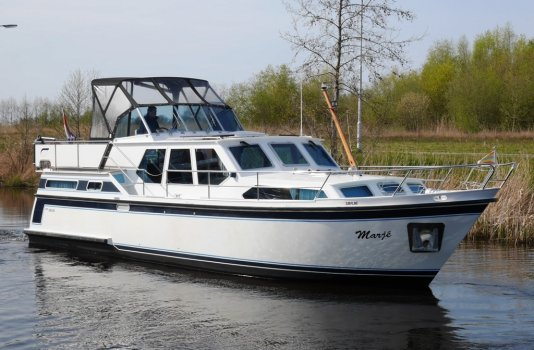 Smelne 1240, Motorjacht for sale by Smelne Yachtcenter BV