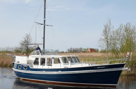 Super Lauwersmeer Kotter 12.50 FB, Motorjacht for sale by Smelne Yachtcenter BV