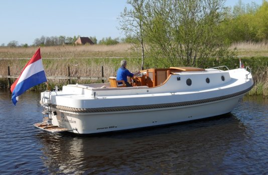 Pieterse 850, Motorjacht for sale by Smelne Yachtcenter BV