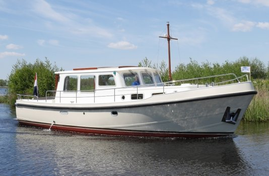 Gillissen Stevenvlet, Motorjacht for sale by Smelne Yachtcenter BV